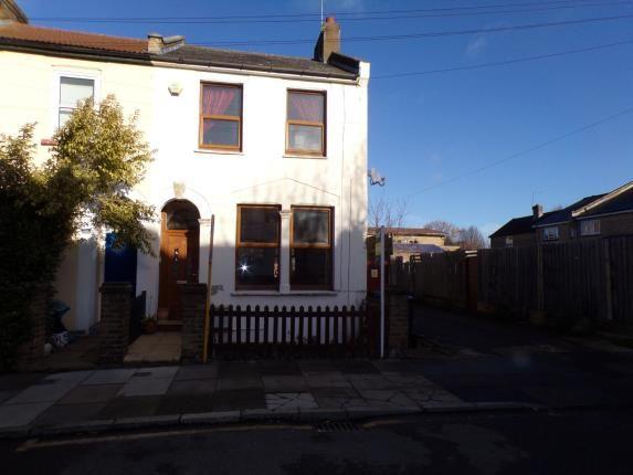 Thumbnail Semi-detached house for sale in Churchbury Road, Enfield, London