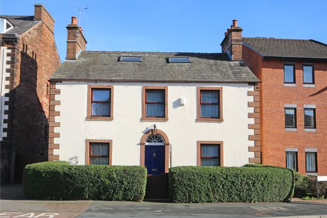 Thumbnail Detached house for sale in 31 Victoria Road, Penrith, Cumbria