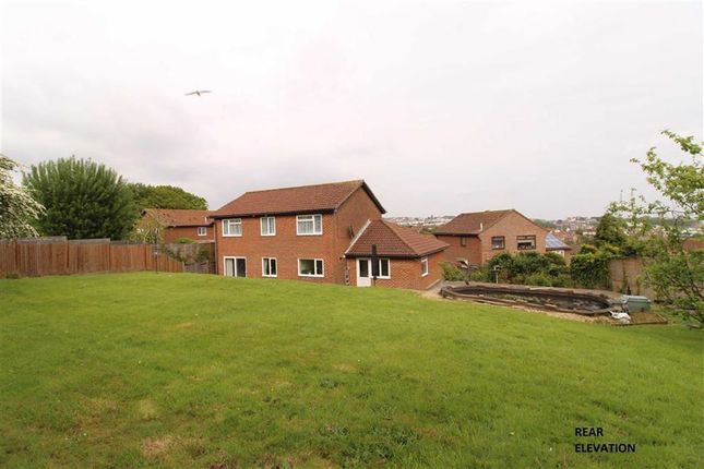 Thumbnail Detached house for sale in Winterbourne Close, Hastings, East Sussex