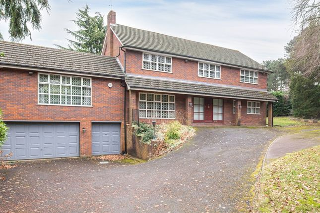 Thumbnail Detached house to rent in Richmond Hill Road, Edgbaston, Birmingham