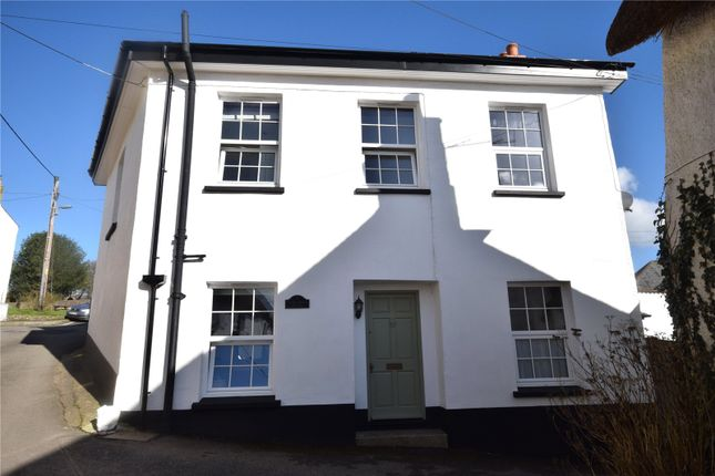 2 bed detached house for sale in South Street, Winkleigh EX19