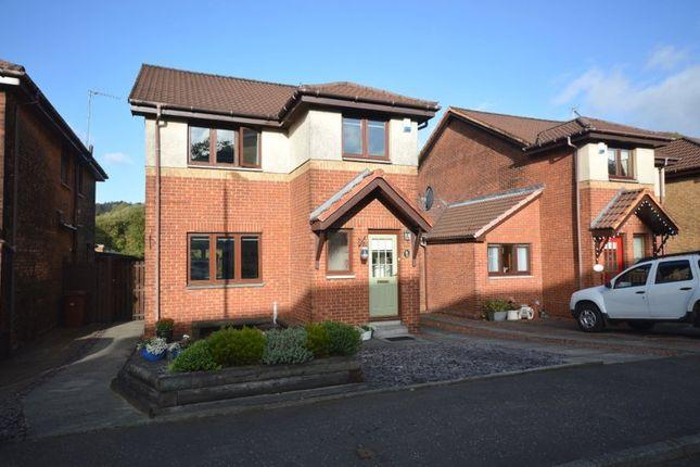3 bedroom detached house for sale in Oaktree Gardens, Dumbarton