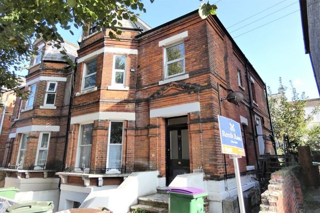 Thumbnail Flat for sale in Connaught Road, Folkestone