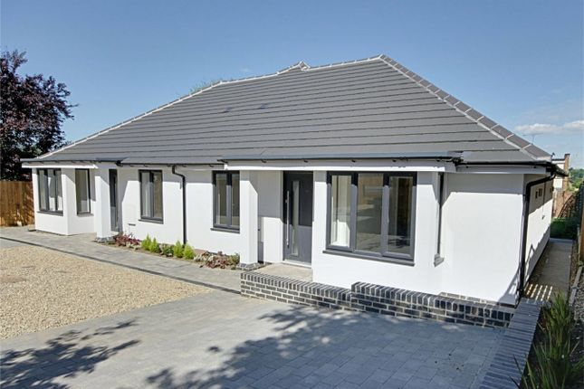 Thumbnail Semi-detached bungalow for sale in Bullfields, Sawbridgeworth, Hertfordshire