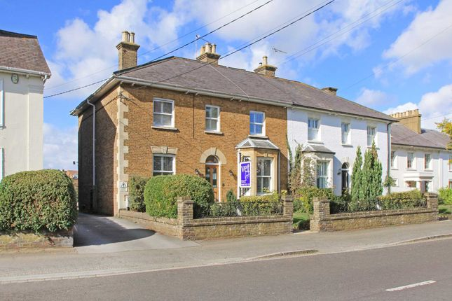 Thumbnail Semi-detached house for sale in Western Road, Tring