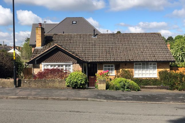 Thumbnail Bungalow for sale in Frederick Road, Sutton Coldfield