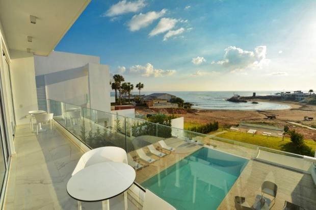 Thumbnail Property for sale in Pernera Beach, Pernera, Protaras, Cyprus, 5296
