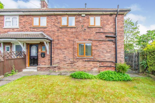 Thumbnail Semi-detached house for sale in Thoresby Road, Scunthorpe