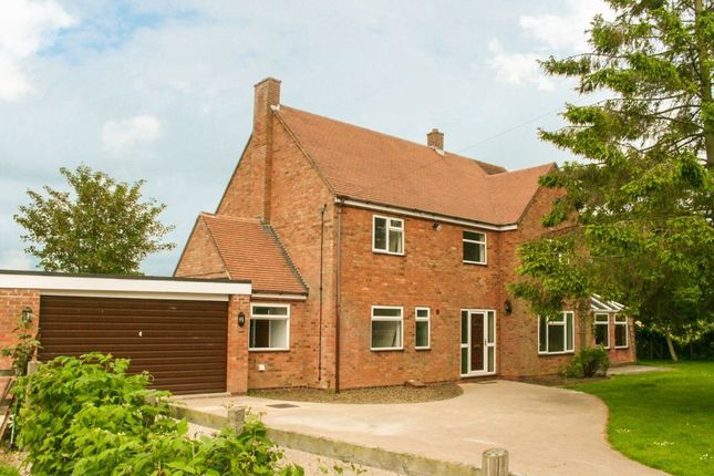 Thumbnail Detached house to rent in Southam Road, Priors Marston, Southam