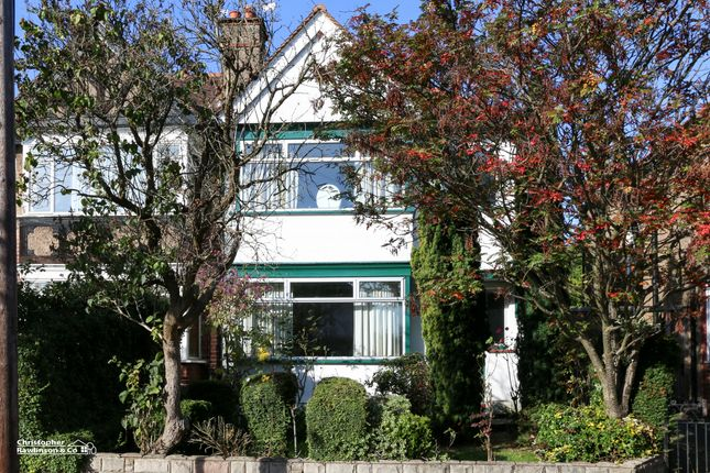 Thumbnail Semi-detached house for sale in Arnside Gardens, Wembley