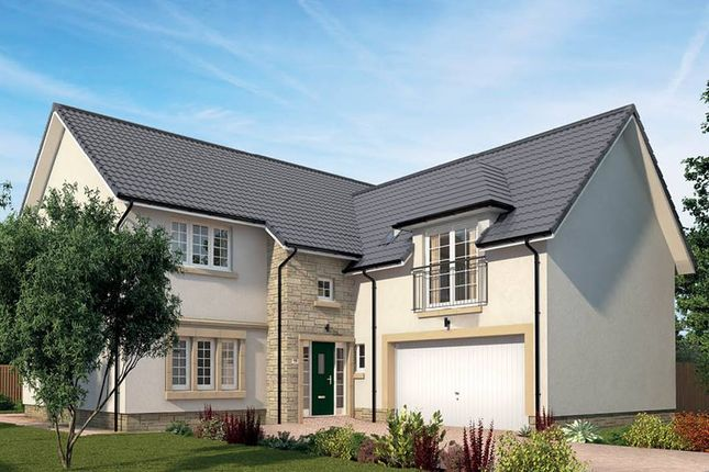 "Thumbnail Detached house for sale in ""The Melville"" at Queens Drive, Cumbernauld, Glasgow"