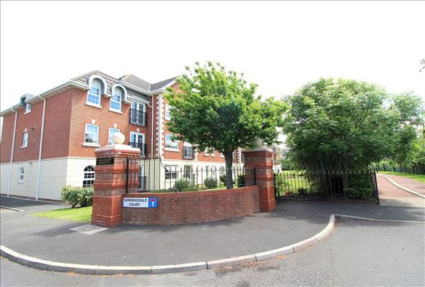 Thumbnail Flat to rent in Sunningdale Court, Lytham St. Annes