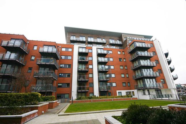 Thumbnail Flat to rent in Sirocco Court, Channel Way, Southampton