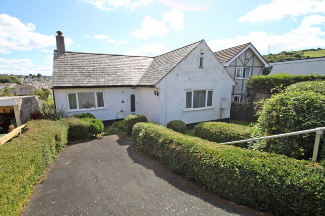 Thumbnail Detached bungalow for sale in St. Johns Drive, Hooe, Plymouth, Devon