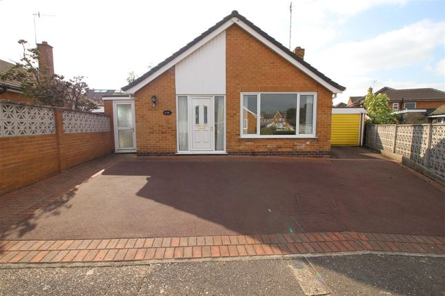 Thumbnail Detached bungalow for sale in Rivergreen Close, Bramcote, Nottingham