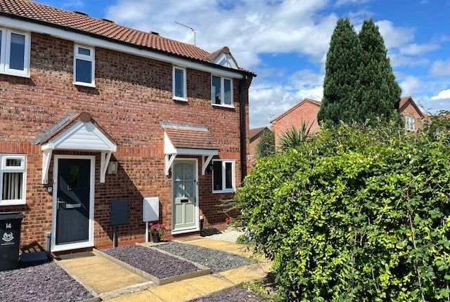 1 bed end terrace house for sale in Hydrangea Close, Worcester, Worcestershire WR5