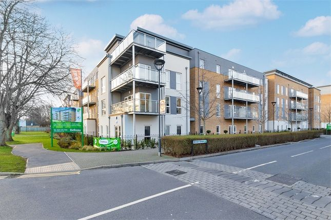 Thumbnail Flat for sale in Wintergreen Boulevard, West Drayton