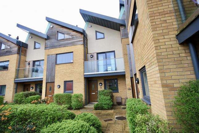 Thumbnail Terraced house to rent in Cuthberts Yard, Lincoln, Lincolnshire