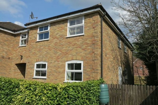 Thumbnail Terraced house to rent in Ladbroke Close, Woodley