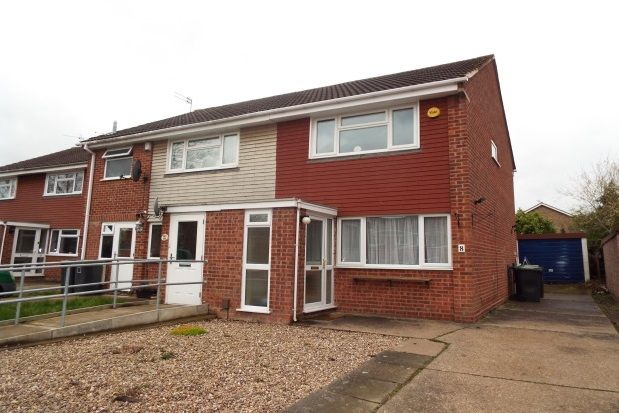 Thumbnail Semi-detached house to rent in Manville Close, Nottingham
