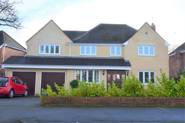 Thumbnail Detached house for sale in Woodchester Road, Dorridge, Solihull