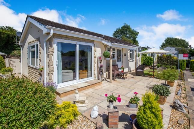 Thumbnail Bungalow for sale in Nidderdale Lodge Park, Knaresborough, North Yorkshire, .