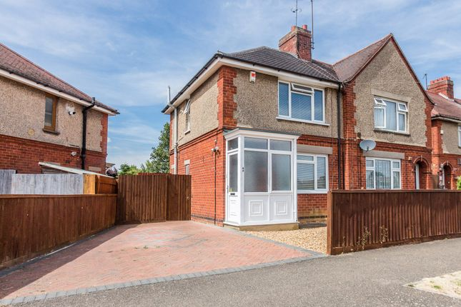 Thumbnail Semi-detached house for sale in Upper Kings Avenue, Higham Ferrers, Rushden