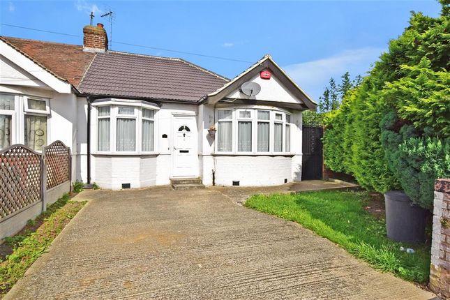 Thumbnail Semi-detached bungalow for sale in South End Road, Rainham, Essex