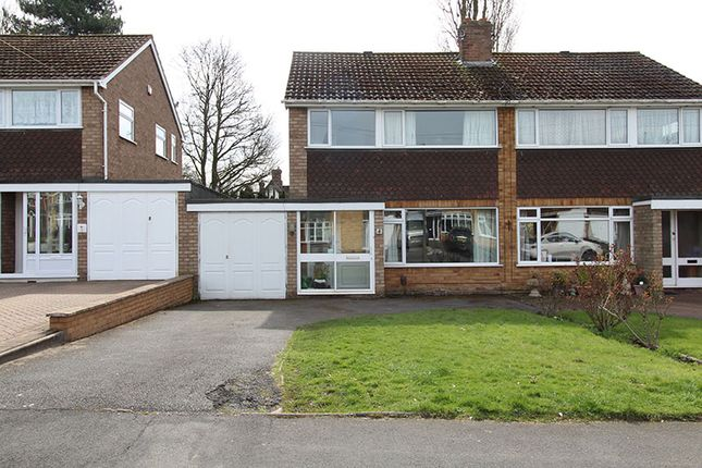 Thumbnail Semi-detached house for sale in Arlington Close, Kingswinford