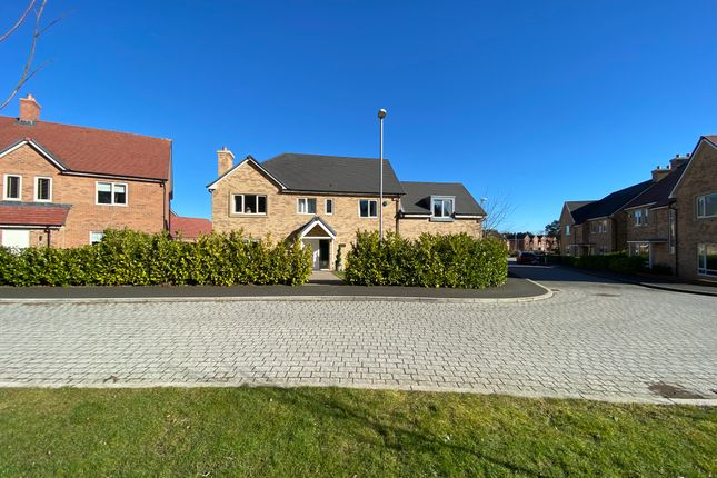 5 bed detached house for sale in Eden, St. Mary Park, Morpeth NE61