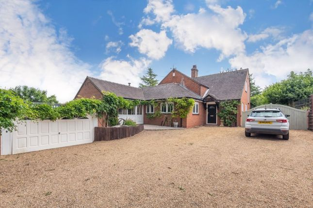 Thumbnail Detached house for sale in Wincote Lane, Eccleshall, Stafford