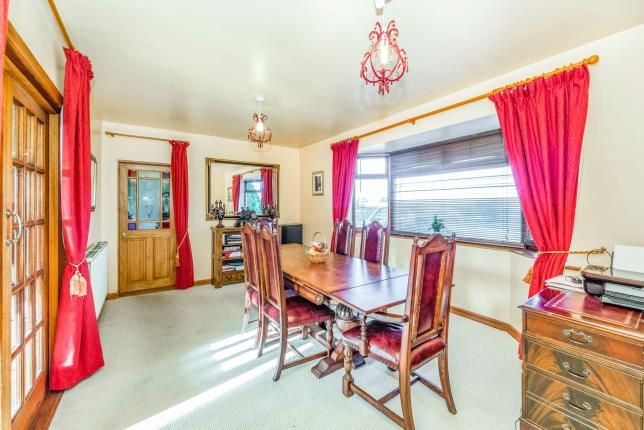 Dining Room One of Stony Houghton, Mansfield, Derbyshire NG19
