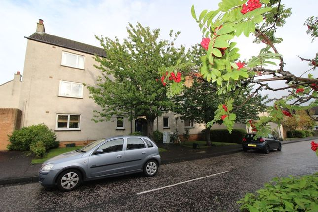 Thumbnail Flat for sale in Stuart Park, East Craigs, Edinburgh
