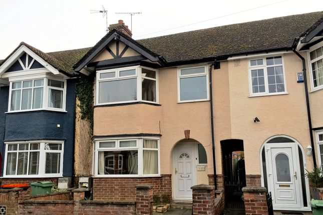 Thumbnail Terraced house to rent in Union Street, Dunstable