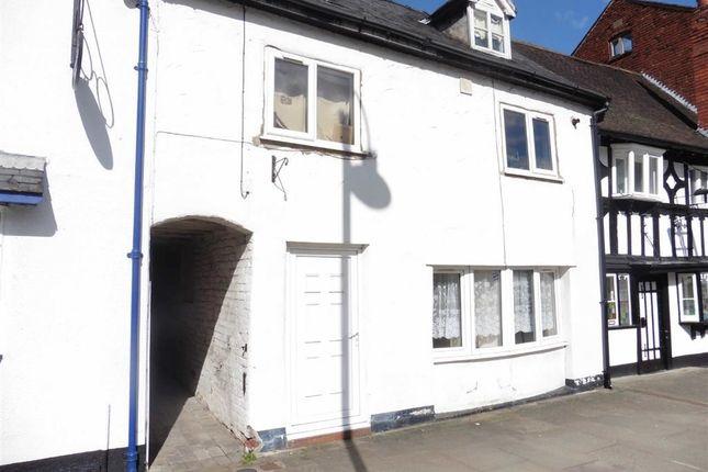 Thumbnail Flat to rent in Ground Floor Flat, Welshpool, Welshpool, Powys