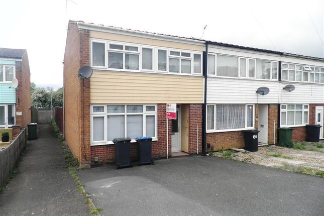 Thumbnail Terraced house to rent in Parkfield Road, Newbold, Rugby