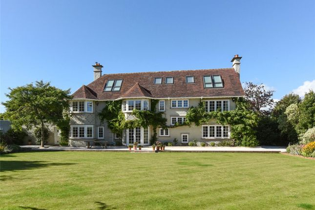 Thumbnail Detached house for sale in Stanley Road, Lymington, Hampshire