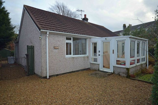 Thumbnail Bungalow for sale in Edward Street, Dunoon