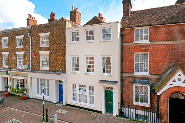 Thumbnail Town house to rent in North Street, Ashford