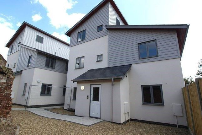 Thumbnail Flat to rent in Bull Close, Norwich