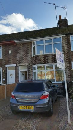 Thumbnail Terraced house to rent in Harrington Street, Belgrave, Leicester