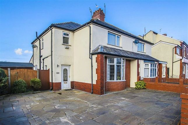 Thumbnail Semi-detached house for sale in Preston Old Road, Blackburn