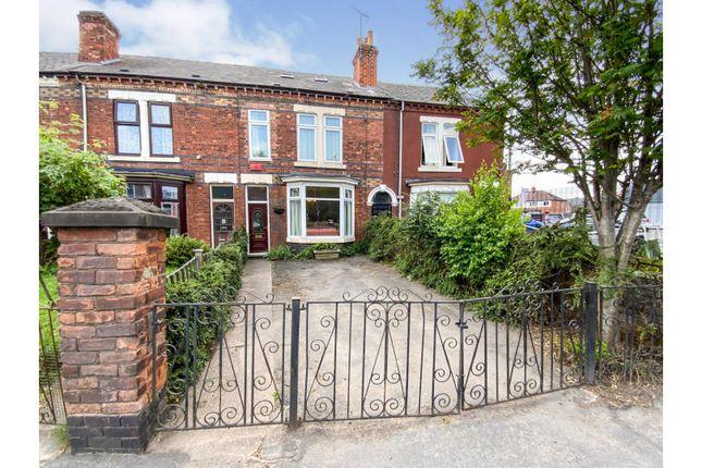 4 bed terraced house for sale in 1048 London Road, Alvaston, Derby DE24