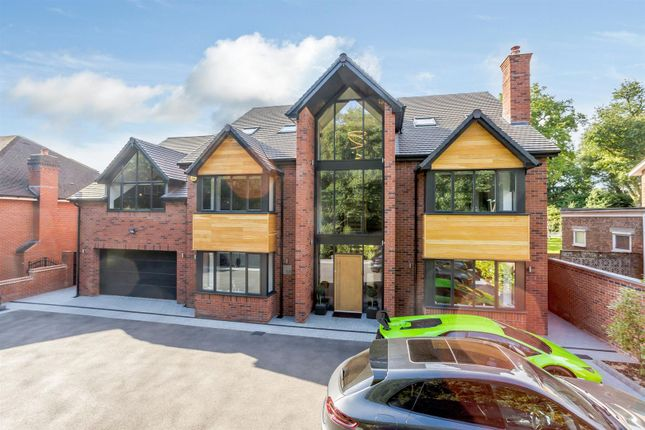 Thumbnail Property for sale in Ashlawn Crescent, Solihull