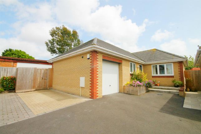 Thumbnail Detached bungalow for sale in Dorchester Road, Oakdale, Poole