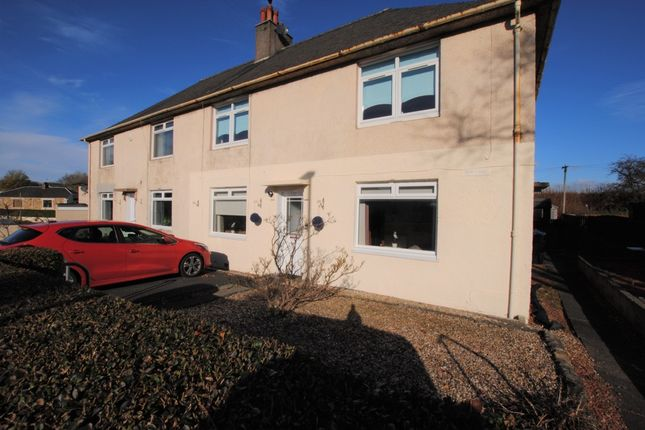 Thumbnail Flat for sale in Culzean Crescent, Kilmarnock