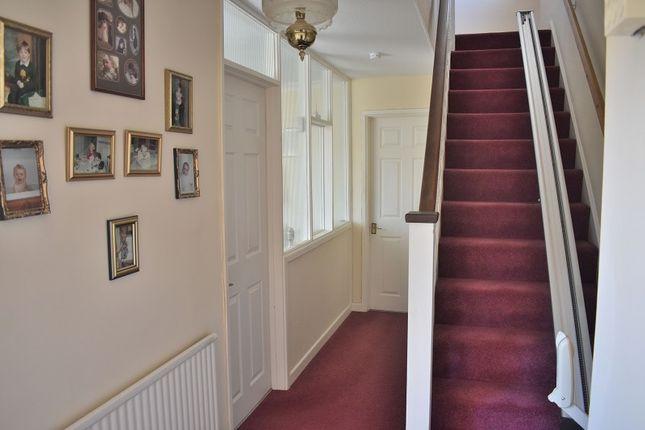 Hallway of Rhyd-Y-Defaid Drive, Derwen Fawr, Sketty, Swansea SA2