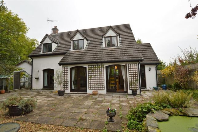 Thumbnail Detached house for sale in Cheriton Bishop, Exeter, Devon