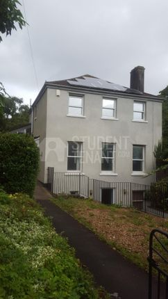 Thumbnail Shared accommodation to rent in Manor Road, Bristol