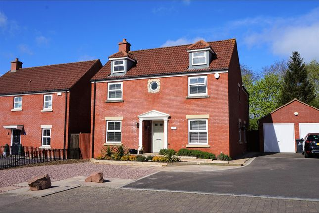 Thumbnail Detached house for sale in Bodenham Field, Gloucester